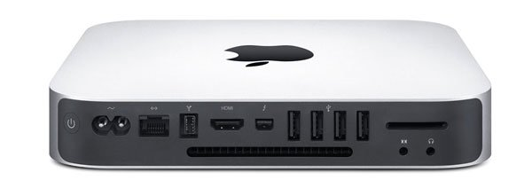 Mac mini Late 2012 detalle