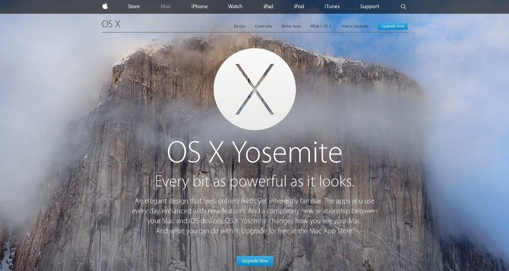 Mac OS X Yosemite disponible hoy mismo para descargar - imagen 2