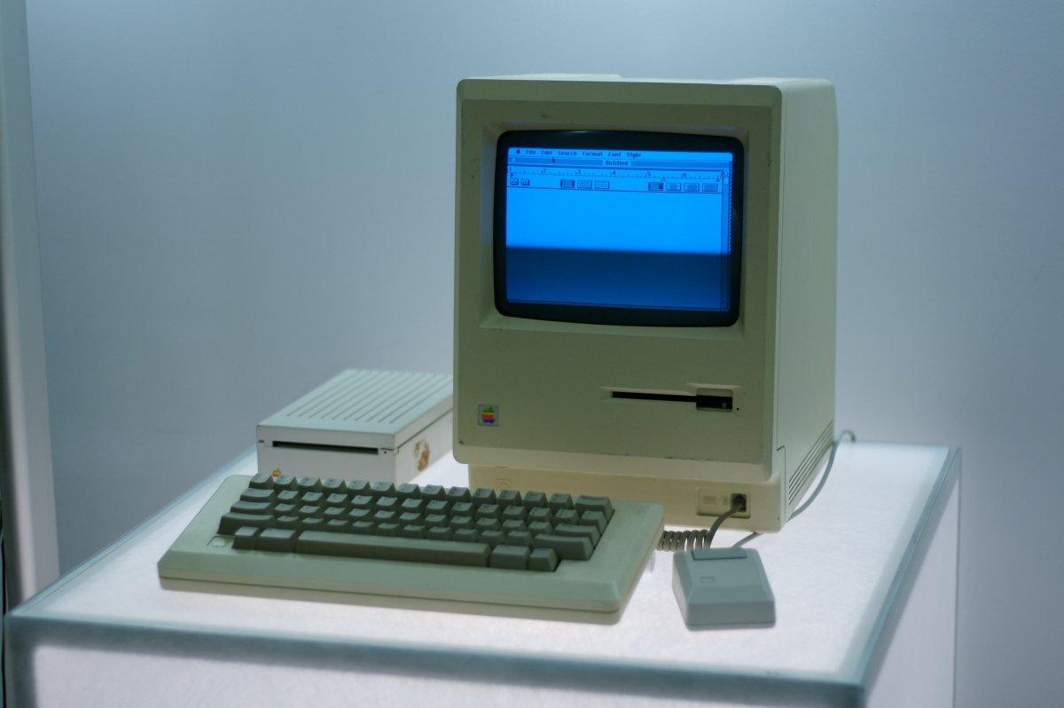 Macintosh original de 1984