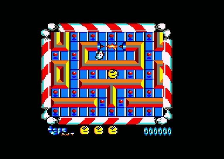 Mad Mix Game, el Pac Man español