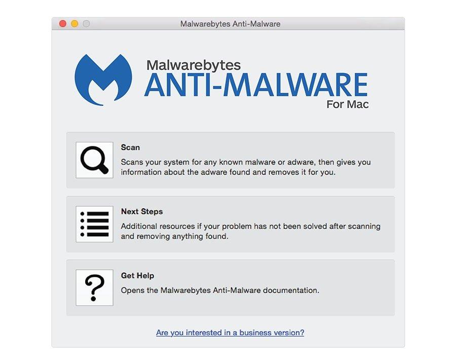 Malwarebytes Anti-malware para Mac