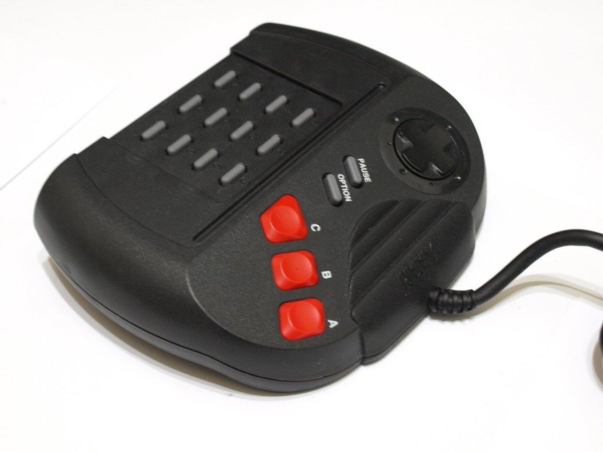 Mando original de la Atari Jaguar