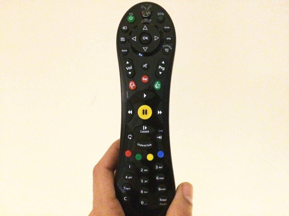 Mando TiVo de Vodafone ONO