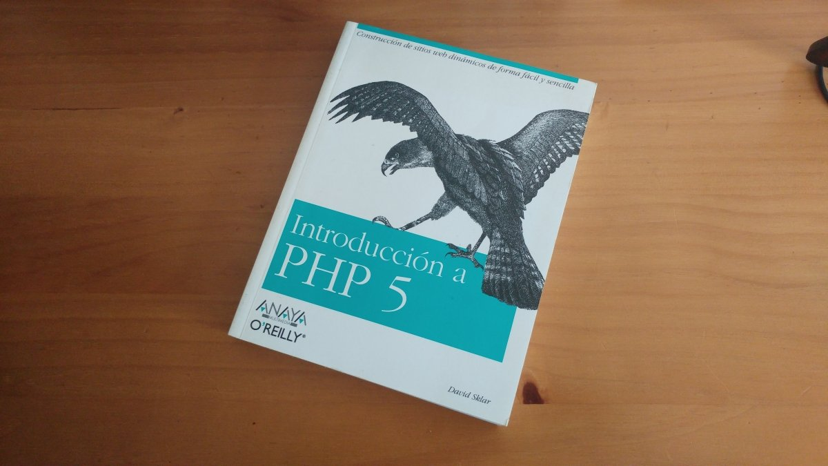 Manual de referencia de PHP5
