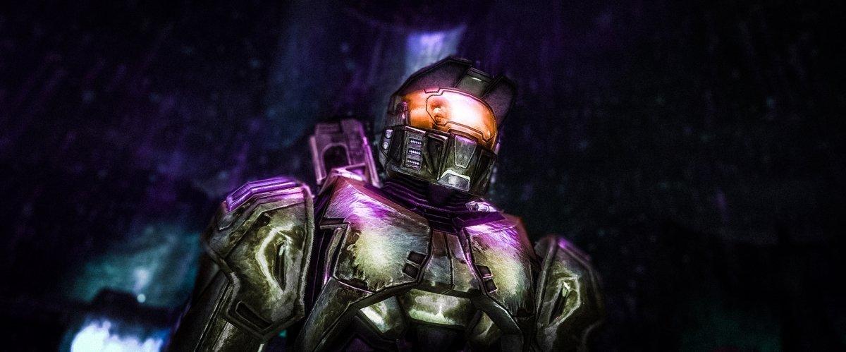 Master Chief, protagonista de Halo
