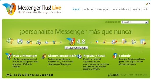 Messenger_funcionalidad