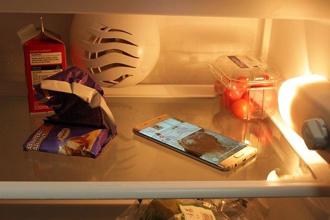 Meter el móvil en la nevera es la única forma de que no se convierta en un aparato de escuchas