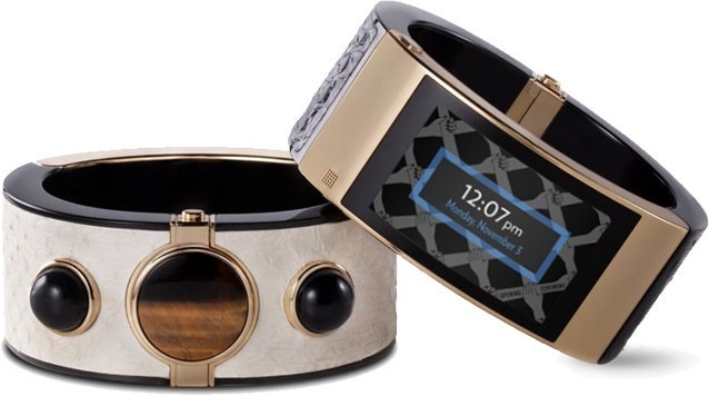 Mica, la pulsera wearable más lujosa
