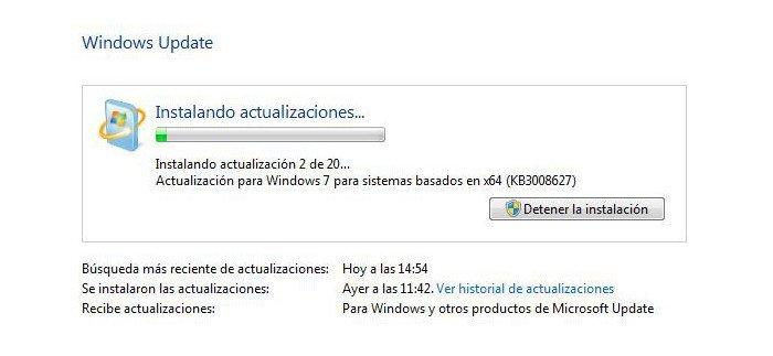 Microsoft retrasa dos actualizaciones de seguridad - imagen 2