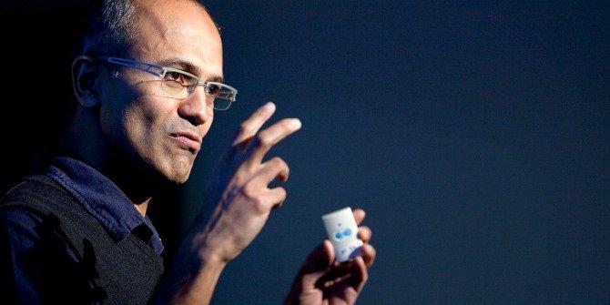 Microsoft tiene mucho que agradecer a Satya Nadella en sus últimos éxitos