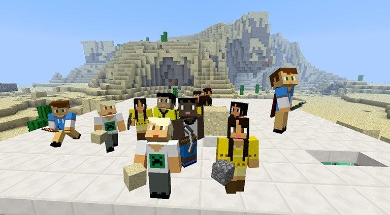MinecraftEDU es una versión de Minecraft dirigida a estudiantes