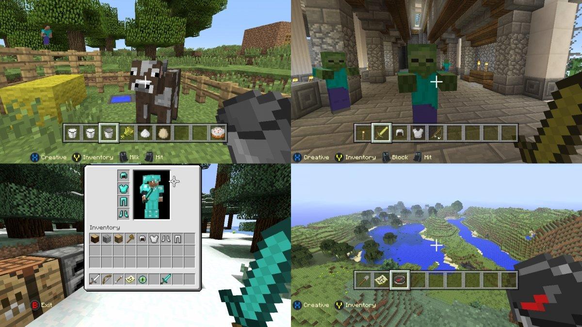 Minecraft para Xbox One, confirmado para este viernes 5
