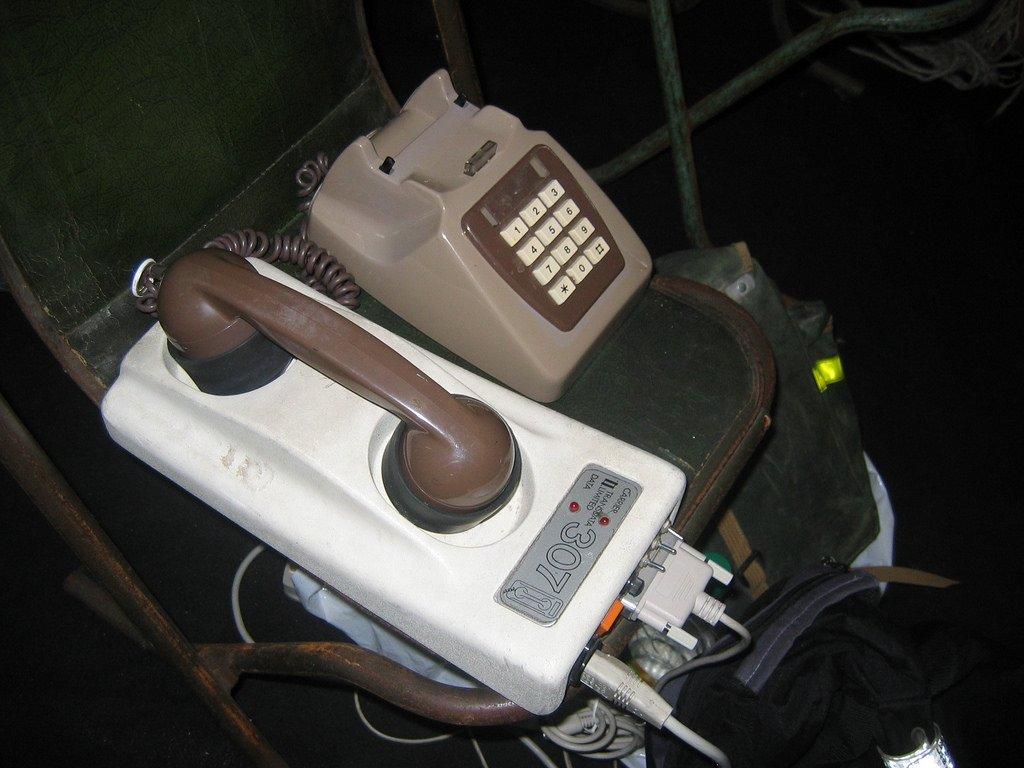 Modem analógico, una de las primeras puertas a Internet