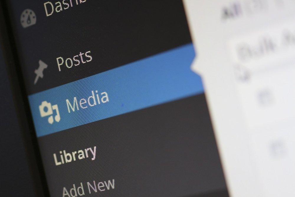 Módulo de contenido multimedia en WordPress