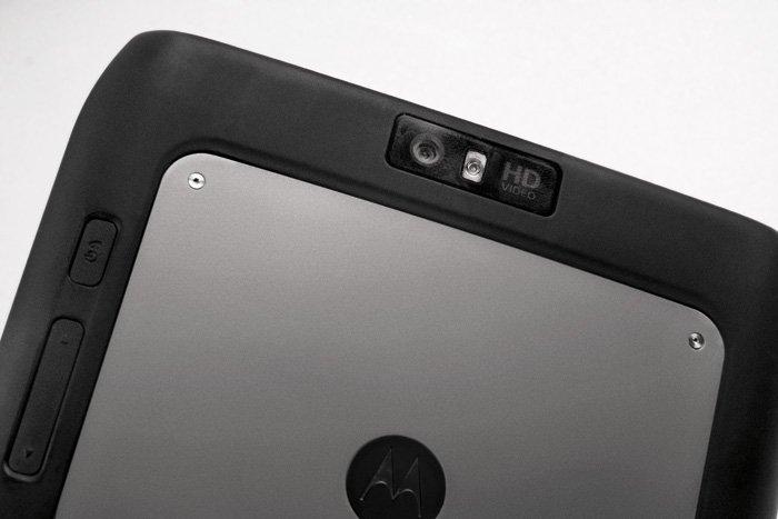 Motorola Xoom 2 detalle 1