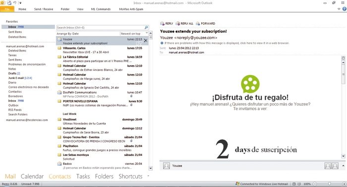 MS Office 15 detalle 10