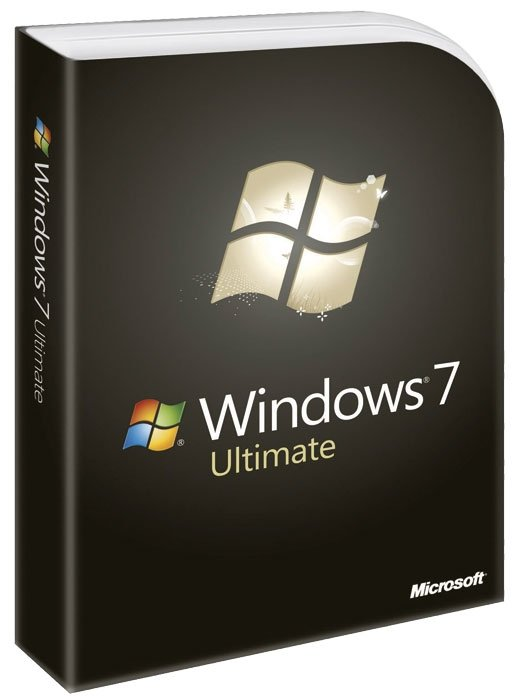 MS Windows 7 Ultimate