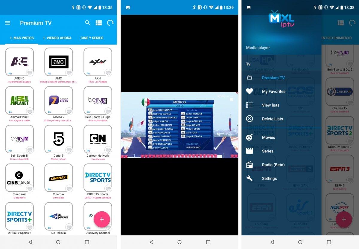 Cómo ver la TV en Android: la guía total (Actualizado agosto 2019)