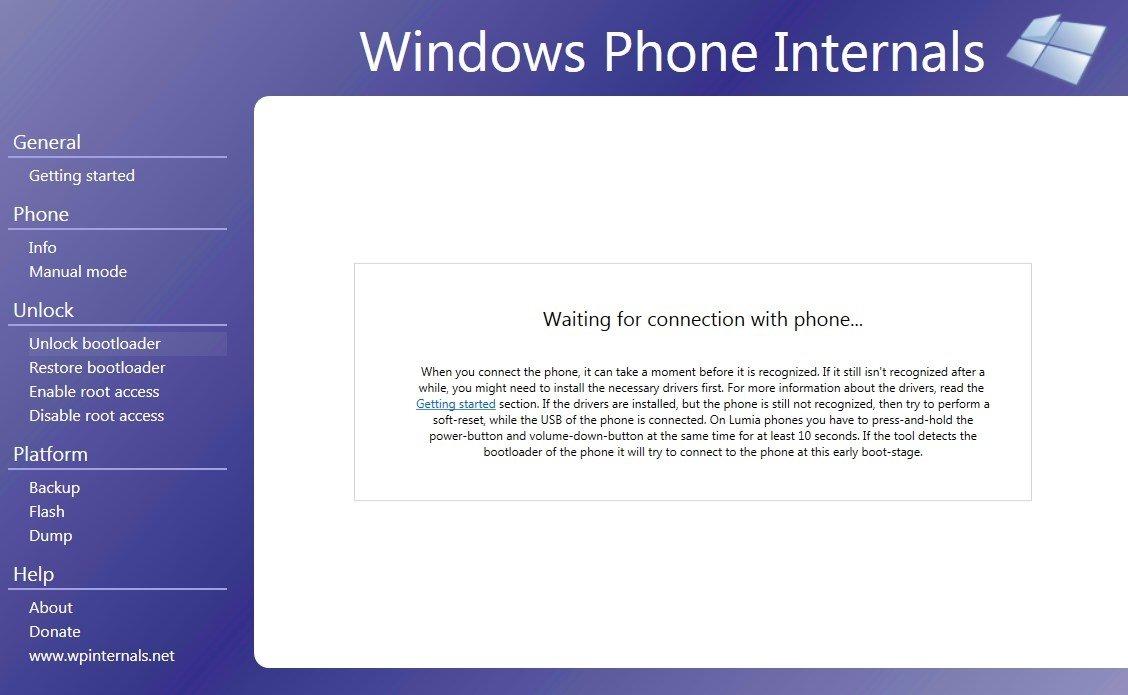 Necesitas instalar los drivers correspondientes antes de rootear el teléfono