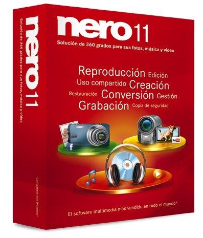 Nero 11 standar