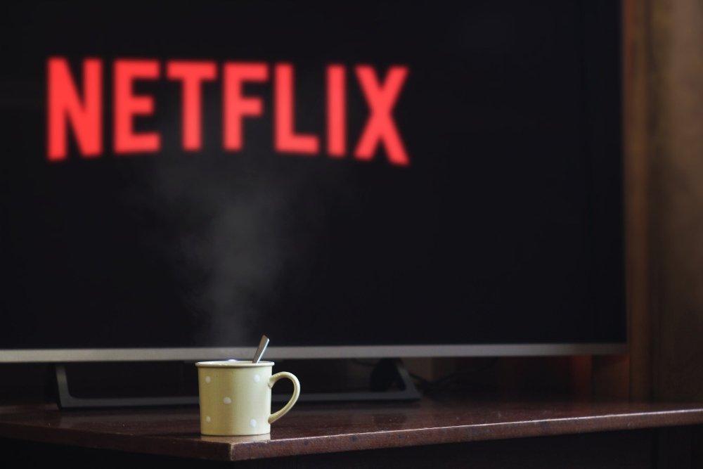 Netflix en la pantalla de una TV