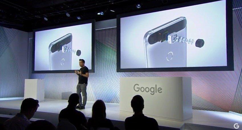 Nexus 5X y Nexus 6P, dos dispositivos, misma cámara