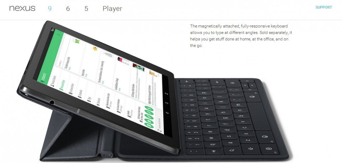 Nexus 9, la tablet definitiva de Google