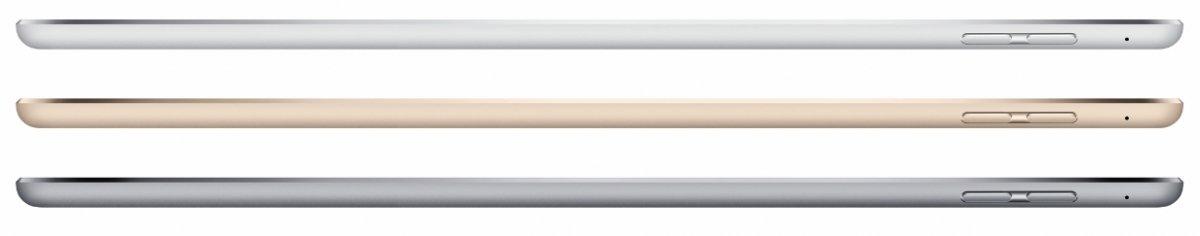 Nexus 9 vs iPad Air 2 - imagen 2