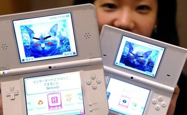 Nintendo advierte que los juegos en 3D son peligrosos para los niños