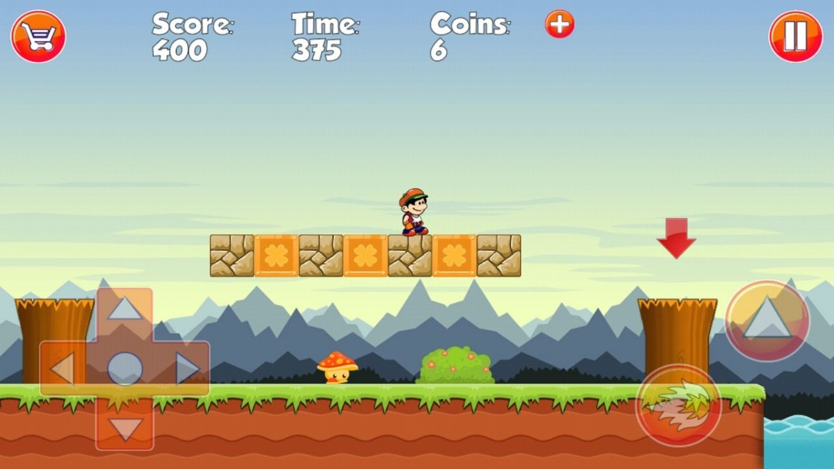 Nob's World - Jungle Adventure para Android