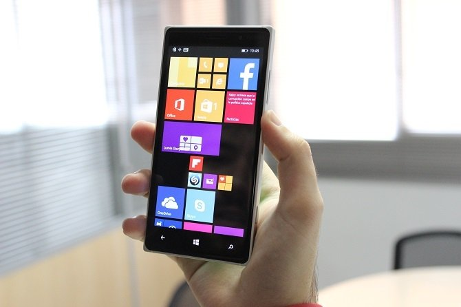 Nokia Lumia 830, el Windows Phone 8.1 más fino