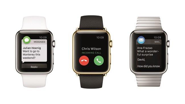 Notificaciones del Apple Watch