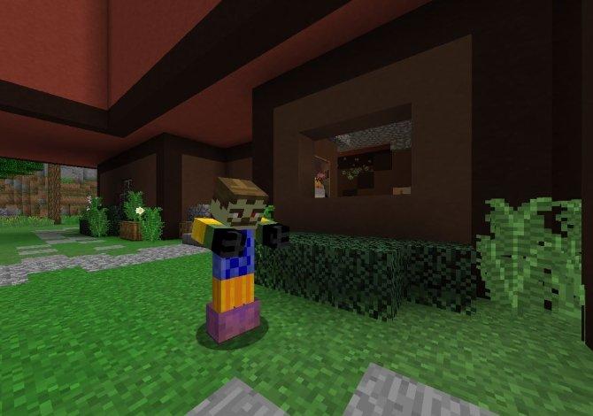 Nuestro vecino zombie en Hello Zombie