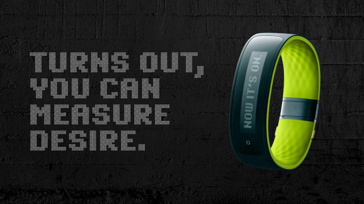 Nueva pulsera HTC Grip