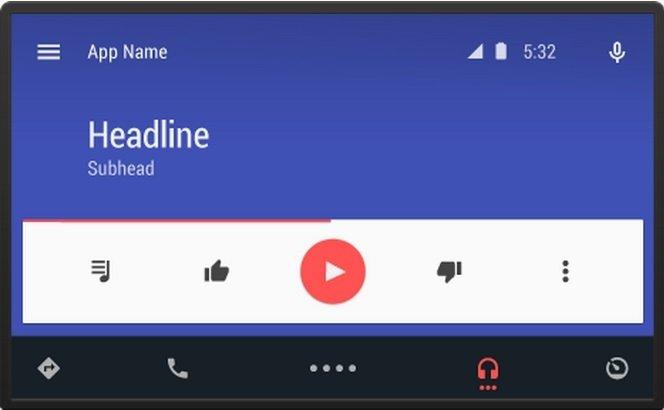 Nuevas imágenes de la interfaz de Android Auto - imagen 7