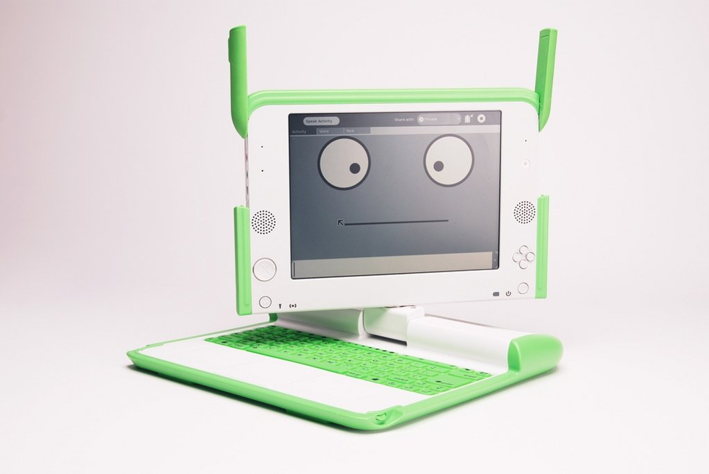 OLPC tal vez sea feo pero mola más que todos los demás