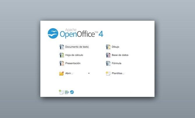 OpenOffice  portada