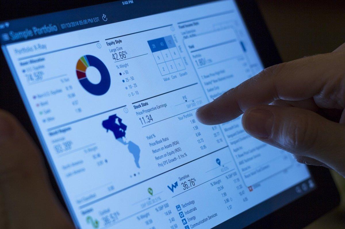 Operaciones de banca online