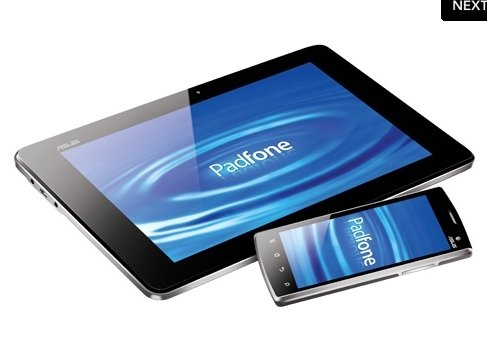 Padfone Acer