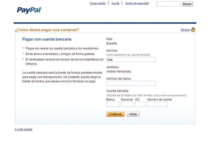 Paga sin miedo PayPal 2