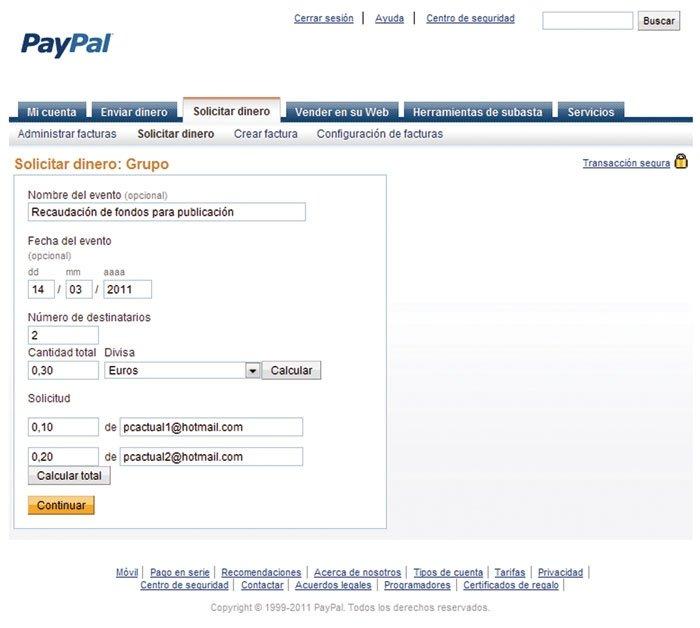 Paga sin miedo PayPal 6