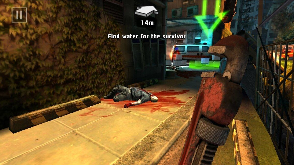 Pantalla de Dead Trigger 2