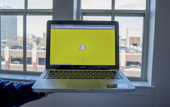 Para usar Snapchat en Mac solo tenemos que seguir los mismos pasos que antes