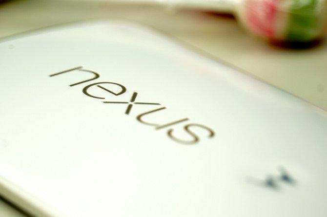Parte trasera de un Google Nexus 6