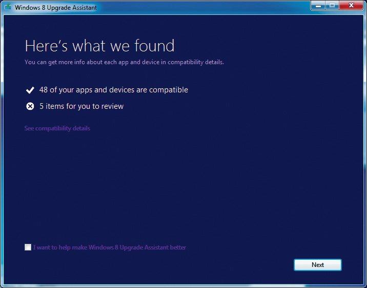 pasar de Windows 7 a Windows 8-1