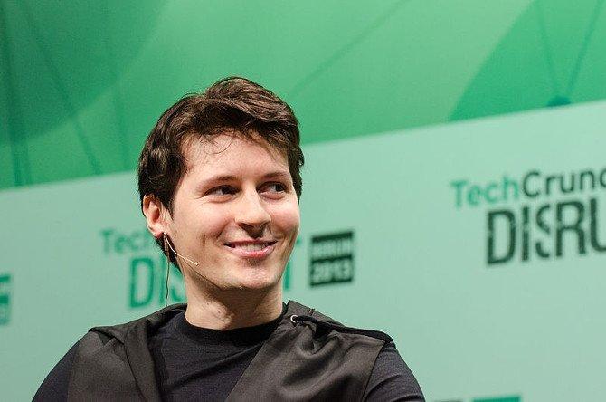 Pavel Durov, creador de VKontakte y Telegram
