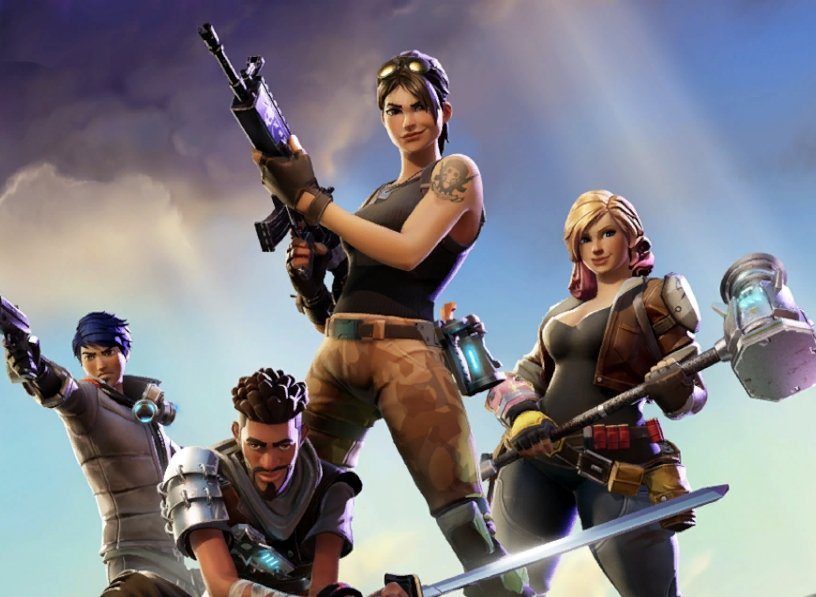 Personajes de Fortnite Battle Royale
