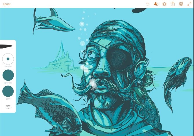 Personalización de pinceles en Adobe Illustrator Draw