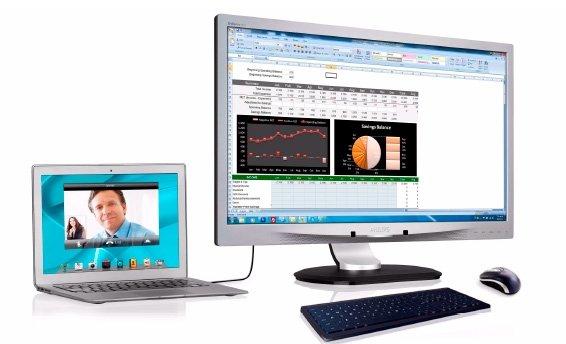 Philips MonitorBase
