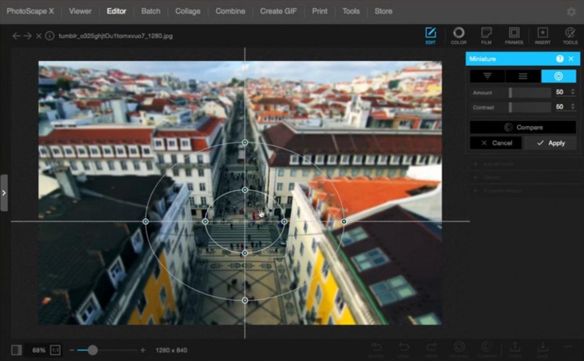 PhotoScape X para Mac